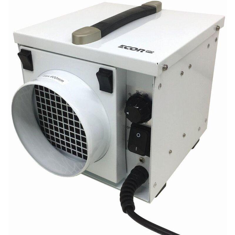 Image of Ecor Pro DH811 Dryfan8 Dehumidifier