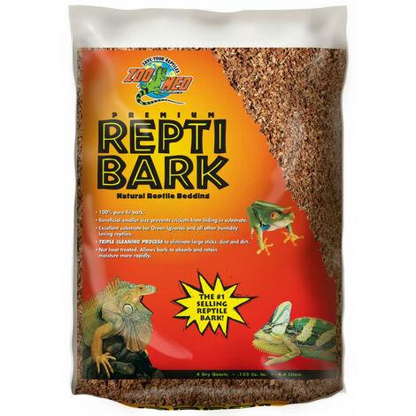 Ecorce repti bark 4.4 litres. pour reptiles.