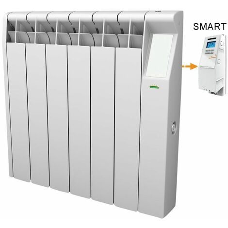 Ecotermi Serie SMART control internet 1200W