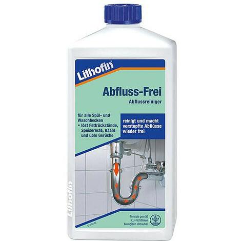 Ecoulement libre Lithofin bouteille 1 litre