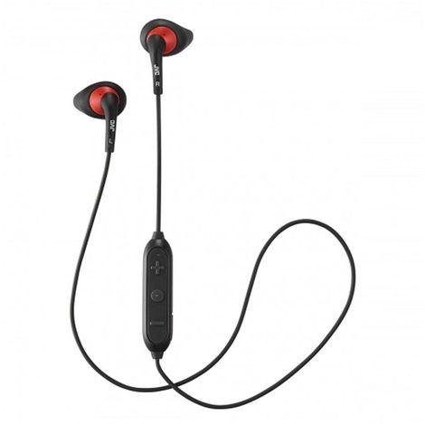 Ecouteurs sport Gummy Bluetooth JVC HA-EN10BT-BE noirs IPX2
