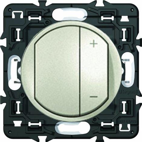 Ecovariateur Céliane - toutes lampes - Titane
