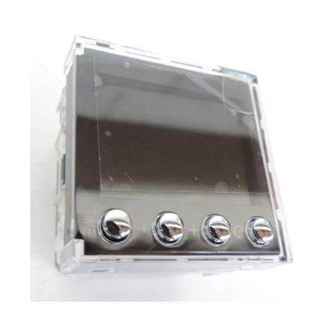 Écran 1.6'' afficheur de consommation electrique d'un circuit sans support ni plaque MyHome BUS AXOLUTE BTICINO H4710