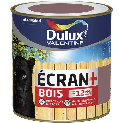 Peinture Ecran+ Bois Satin Orage (RAL 5014) 0,5 L - Dulux Valentine