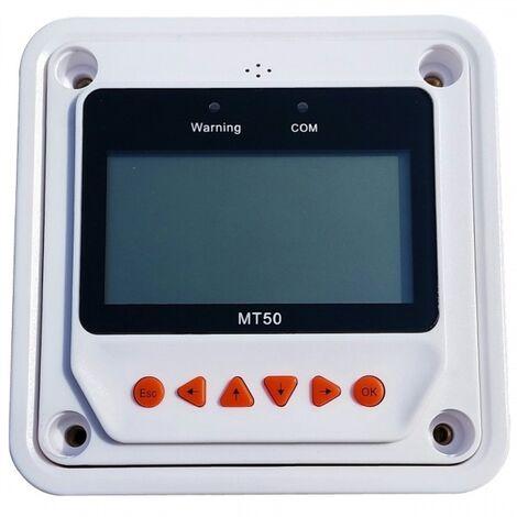 Ecran de contrôle MT-50 pour régulateur solaire LS
