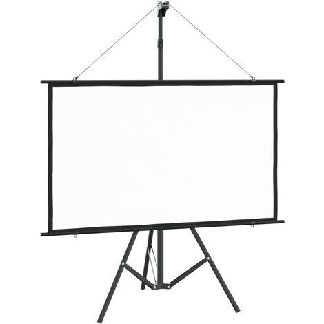 """main image of """"Écran de projection avec trépied 50"""" 16:9"""""""