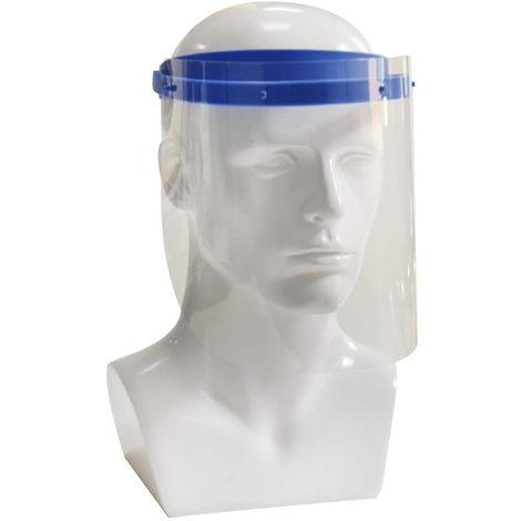 Ecran Facial De Securite, Protection Contre Les Eclaboussures, 10 Pieces
