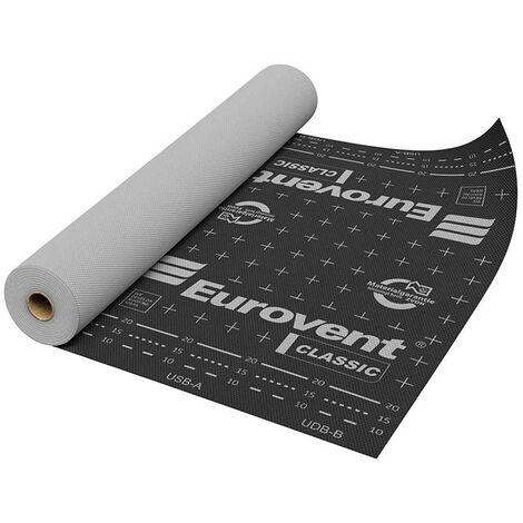 Ecran Sous-Toiture Classic 120gr/m2 1,5mx50ml