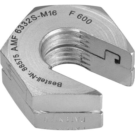Écrou à serrage rapide sans embase 6332S-M10 AMF 1 PCS