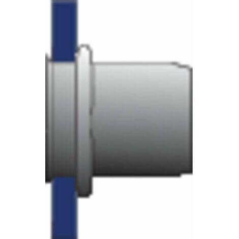 Ecrou à sertir en aveugle N/A Bralo S301108011 (Ø x L) 10.9 mm x 16.5 mm acier 10 pc(s)