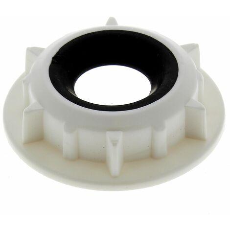 Ecrou alimentation + joint pour Lave-vaisselle Rosieres, Lave-vaisselle Ariston, Lave-vaisselle Indesit, Lave-vaisselle Scholtes, Lave-vaisselle Candy