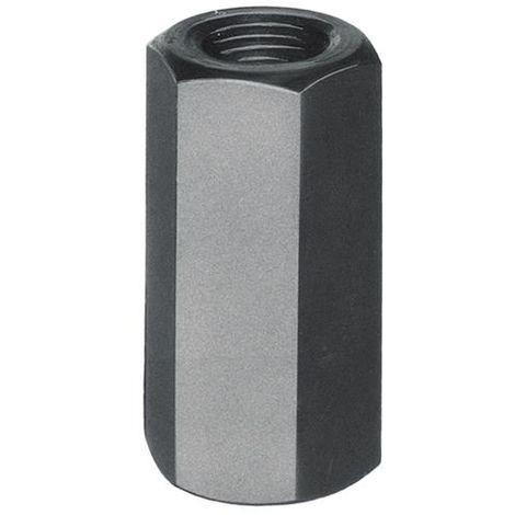 Écrou allongé DIN6334 M12/18 FORMAT 1 PCS