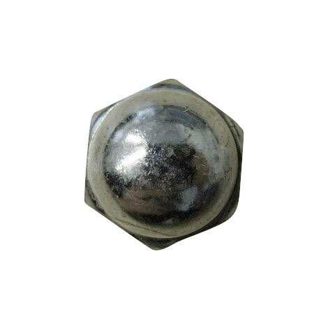Écrou borgne hexagonal TOOLCRAFT M3 D1587-STAHL:A2K 194786 N/A M3 10 pc(s) S59812