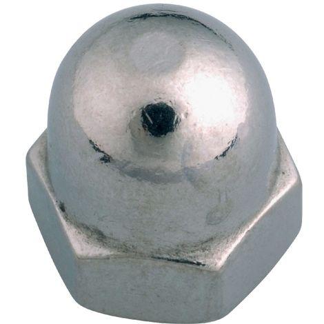 Écrou borgne Inox - Ø 10 mm - Viswood