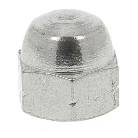 Ecrou Borgne Inox A2 NFE 27453