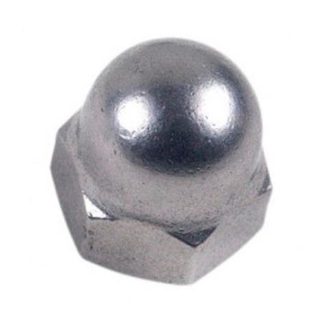 Ecrou borgne M12 mm INOX A2 - Boite de 100 pcs - Diamwood EB12A2
