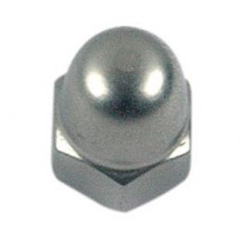 Ecrou borgne M8 mm INOX A4 - Boite de 200 pcs - Diamwood EB08A4