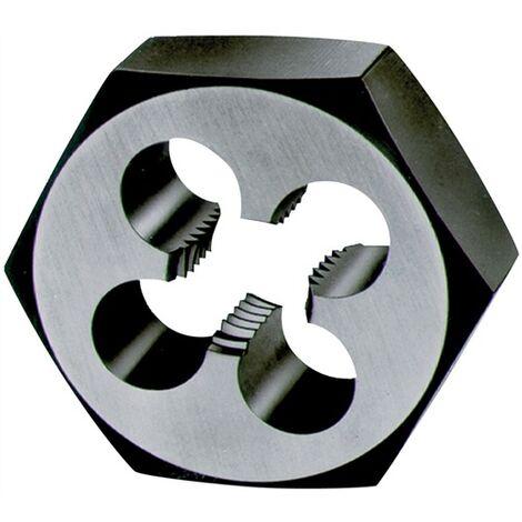 Écrou-filière hexagonal M8 HSS 6g