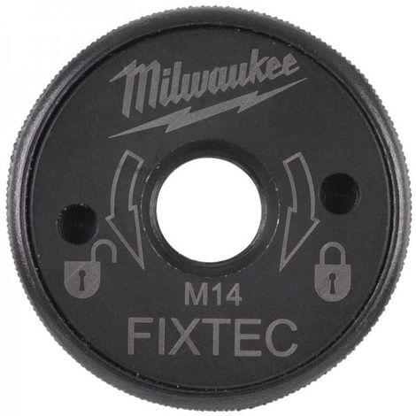 Écrou Fixtec MILWAUKEE pour meuleuse 230 mm - 4932464610
