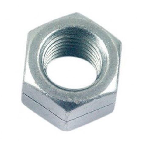 Ecrou frein une fente M12 mm mm Zingué blanc - Boite de 100 pcs - Diamwood EFR1F1202B