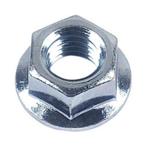 M14 Machine Laiton Verrou Vis écrou hexagonal hexagonal 4pcs