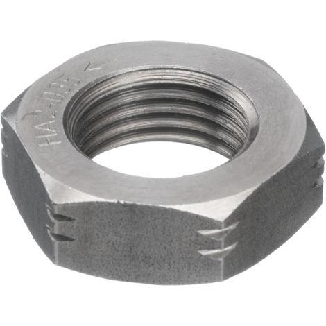 M20 écrou hexagonal-Acier Inoxydable A2-Main Gauche Filetage DIN934
