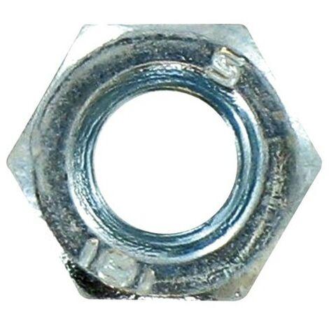 Boulonnerie Inox ÉCROU HEXAGONAL INDESSERRABLE INOX Vendu au détail Ø  8 mm