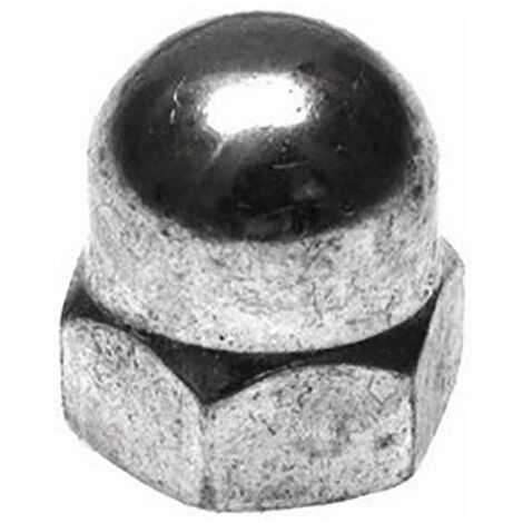 Ecrou hexagonal Din 1587 aveugle M04 Acier inoxydable Hsi 4 pièces 997946