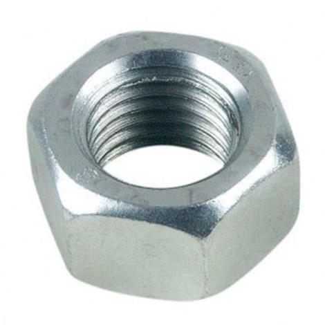 Ecrou hexagonal M18 mm HU Zingué - Boite de 25 pcs - Diamwood 02081802B