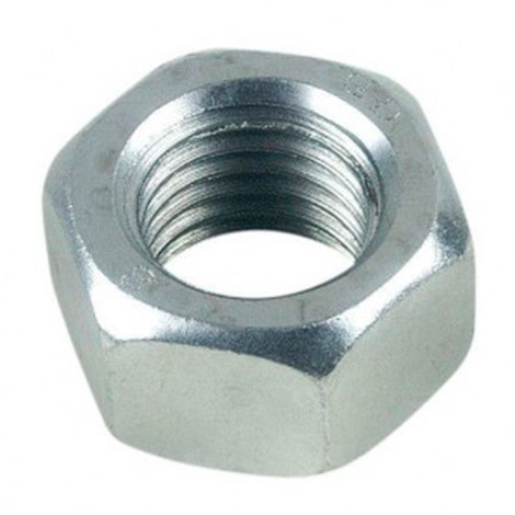 Ecrou hexagonal M22 mm HU Zingué - Boite de 25 pcs - Diamwood 02082202B