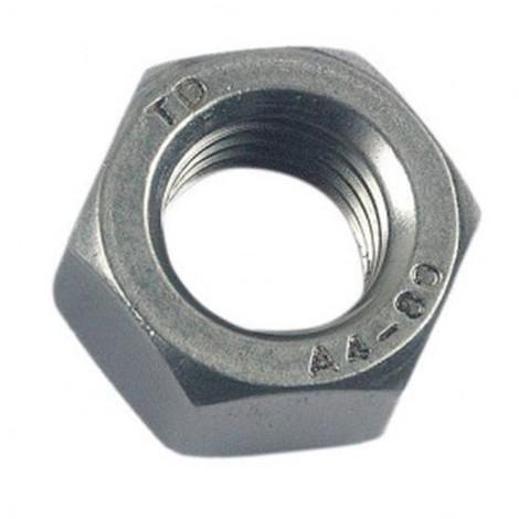 Ecrou hexagonal M22 mm INOX A4 - Boite de 25 pcs - Diamwood EHU22A4