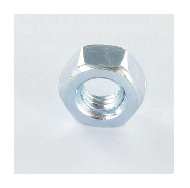 Lot de 10 /écrous hexagonaux DIN 934 ISO 4032 Galvanis/é