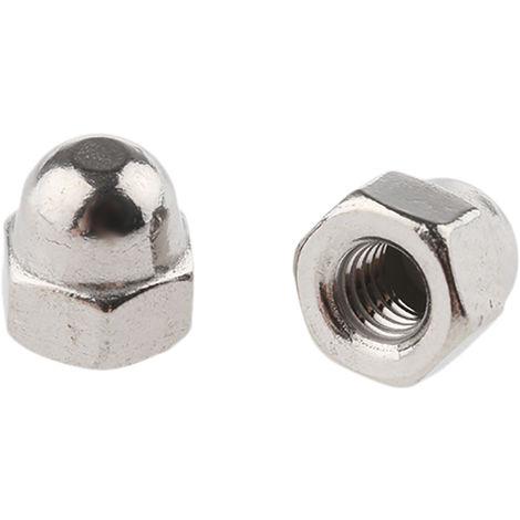 Écrou hexagonal RS PRO, M2,5, Acier Inoxydable A2 304