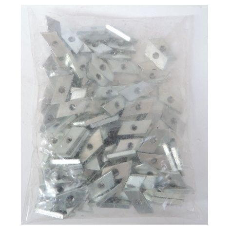 Ecrou M5 pour longeron aluminium (sachet de 100) armoire THALASSA SCHNEIDER ELECTRIC NSYNM5