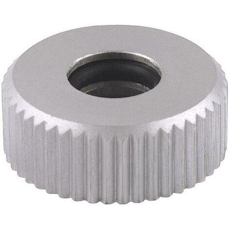 Écrou moleté 6 mm aluminium (anodisé) Q61721