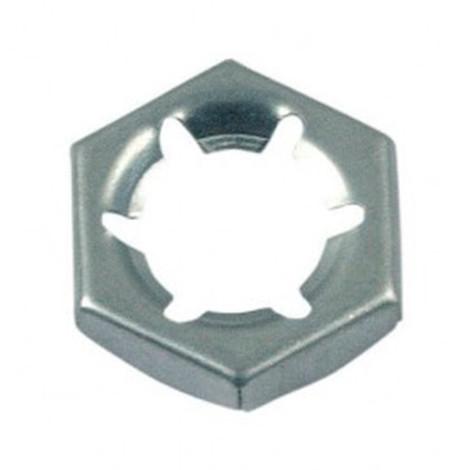 Ecrou PAL M22 mm Zingué - Boite de 100 pcs - Diamwood 12002202B