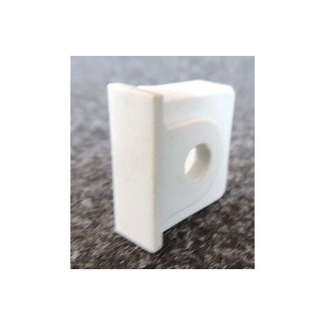 Ecrou plastique M6 de fixation des rails pour coffret PLM Thalassa PLM SCHNEIDER NSYTCSM6PLM