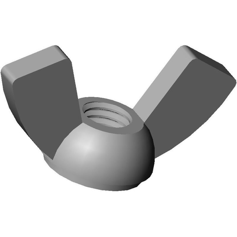 20 pi/èces ajile M3 clef de 5,5 mm longueur L = 20 mm plastique polyamide PA6.6 isolant Vis boulon hexagonale nylon diam