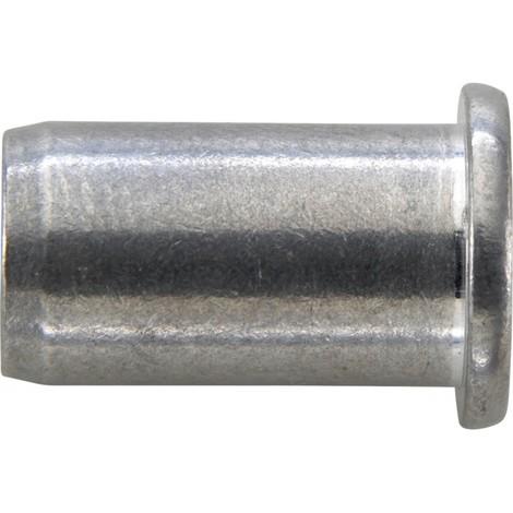 Ecrou Rivet aveugle M 4x 6x11,0 Gesipa (Par 500)