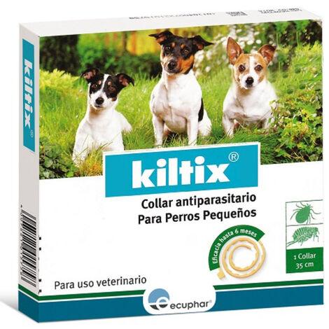 ECUPHAR Collar Antiparasitario KILTIX PERROS PEQUEÑOS