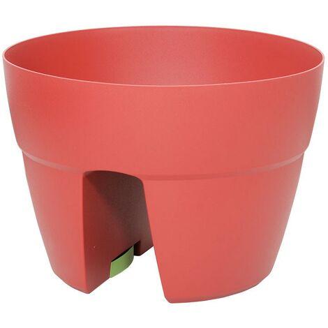 EDA - Pot cavalier Cancun - Rouge rubis - 8L