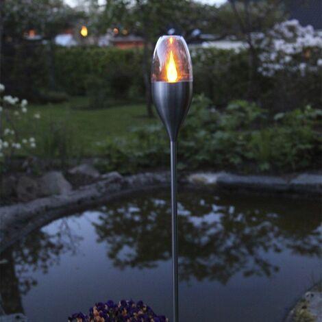 Edelstahl-Taschenlampe