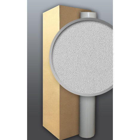 EDEM 377-60 1 Kart 5 Rollen Decken Wand Renovier-Vlies-Tapete feine struktur überstreichbar   132 qm