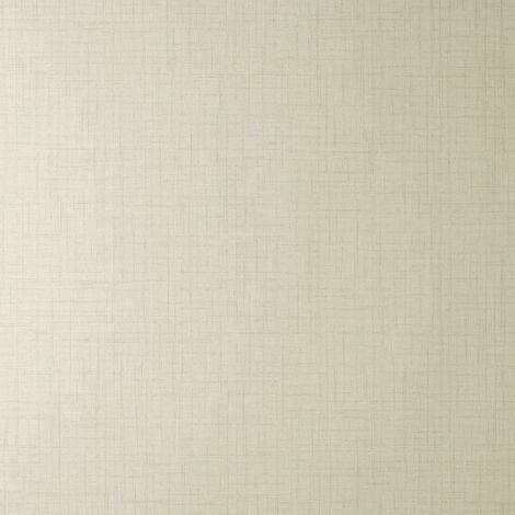 Eden Plain Wallpaper Crown Textured Vinyl Material Effect Natural Modern
