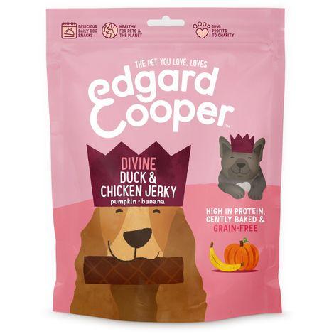 Edgard & Cooper Dog Duck & Chicken Jerky (150g) (May Vary)