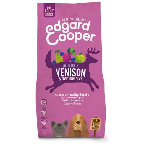 Edgard & Cooper Venison & Duck Dry Adult Dog Food