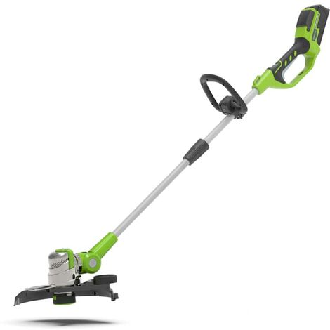 Edge trimmer 25-30cm GREENWORKS 24V - Without battery or charger - G24LT30M