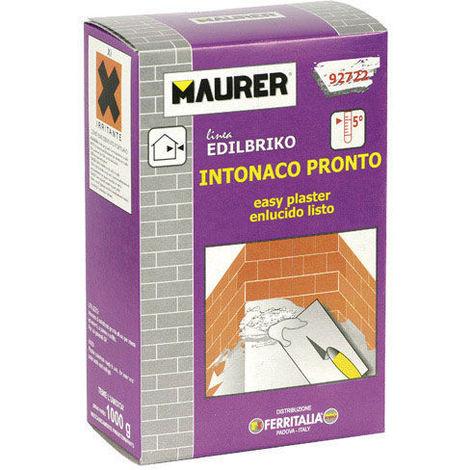 Edil Enlucido Rápido Maurer (Caja 1 kg) - NEOFERR..