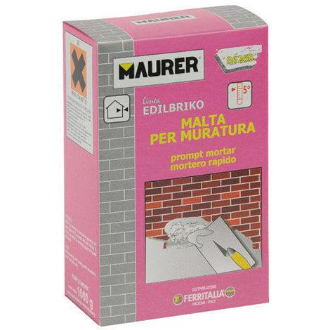 Edil Mortero Rapido Maurer (Caja 1 kg.) - NEOFERR..