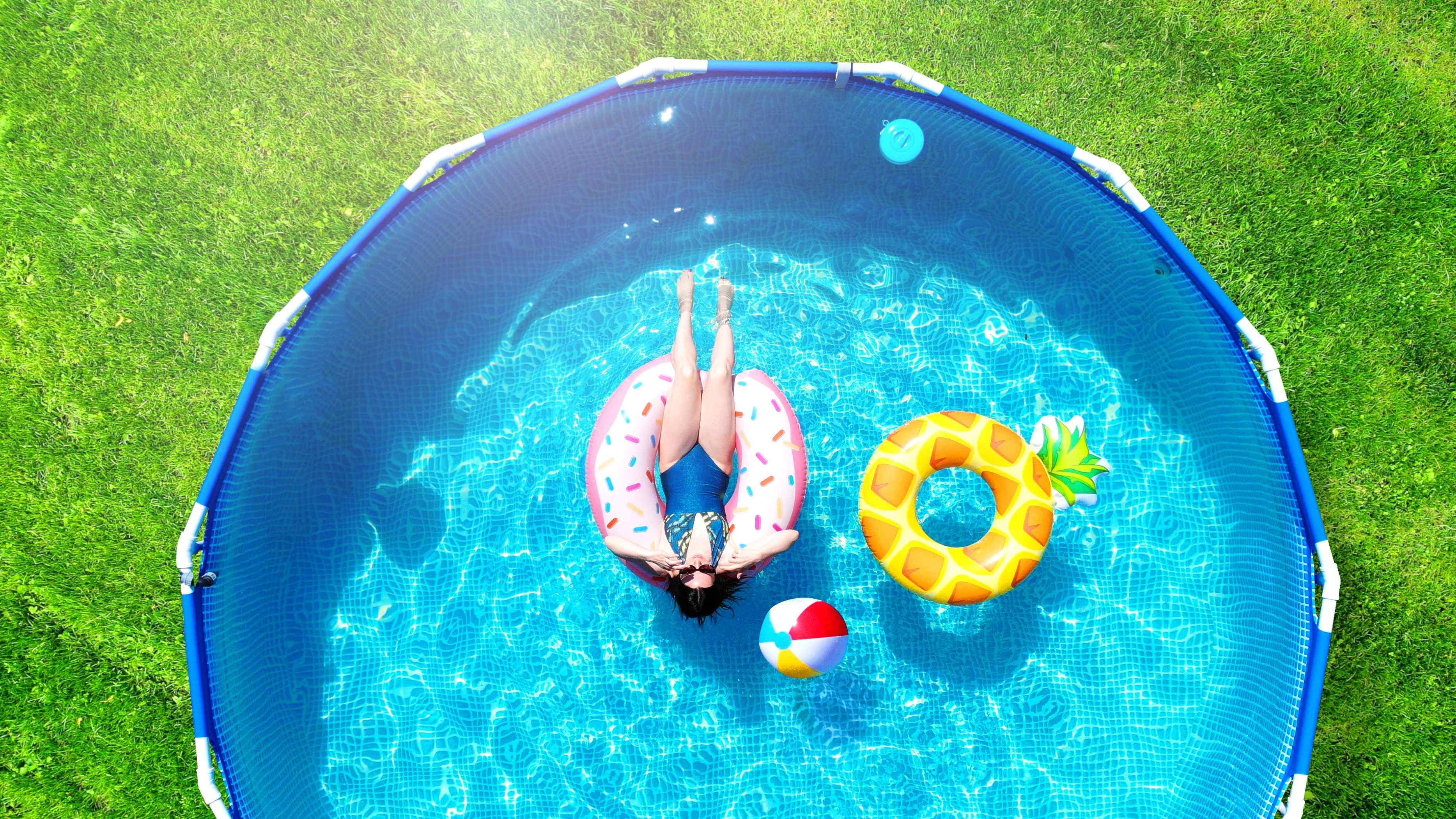So finden Sie den richtigen Pool